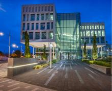 Gillespies landscaping helps Rochdale scheme to win British Council of Offices contest