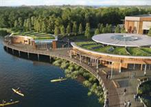 Cinema set to replace garden centre at Rushden Lakes