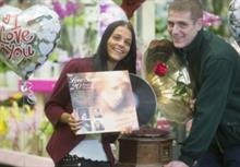 Garden centre plans romantic song promotion