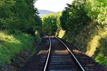 What opportunities await the landscape sector from burgeoning railway expansion and upgrade plans?