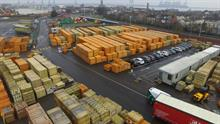 Grange Fencing opens UK distribution site