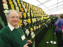 RHS Cardiff Flower Show sees familiar faces return to triumph