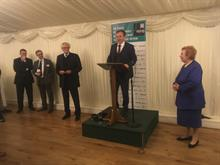 Eustice speaks of Brexit opportunity at Westminster all-party horticulture group event