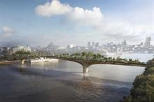 Willerby Landscapes secures London Garden Bridge contract