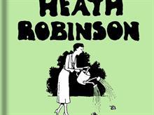 Heath Robinson gardening book re-issued