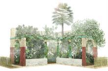 Hoblyn returns to Chelsea with Tamil Nadu-inspired garden