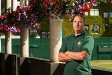 Wimbledon head gardener outlines vision