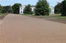 Kew Broad Walk re-opens