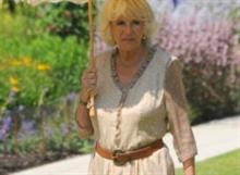 Duchess of Cornwall becomes Sir Harold Hillier Gardens president