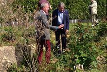 Wyevale Garden Centres show garden wins at Malvern