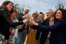 BBC/RHS Hampton Court Flower Show garden design prize winners revealed