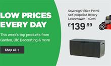 Wesfarmers-owned Homebase launch bank holiday price promotion