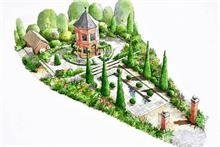 Lobster Pictures reveals timelapse Diarmuid Gavin RHS Chelsea Flower Show Harrods garden video