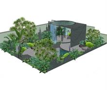 Stuart Charles Towner in plea to sponsors for help to fund first Chelsea Flower Show garden
