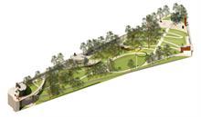 LDA seeks to revamp Aberdeen Union Terrace Gardens