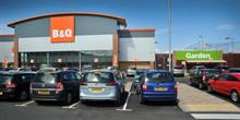 B&Q quarter two sales fall with seasonal sales hardest hit