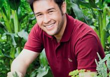 Suttons Seeds James Wong plant range to launch