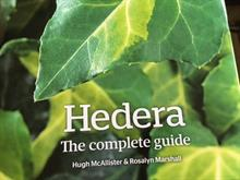 RHS publishes hedera monograph