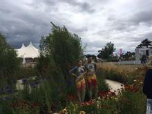 TV coverage and strong grower presence at RHS Hampton Court Flower Show helps to beat garden downturn