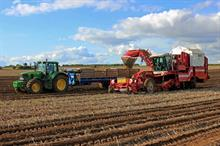"Lower hectarage and ""value-added mentality"" urged for Irish potato sector"