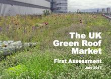 Green roof market growing 17 per cent each year, first market study finds