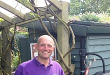 Webbs of Wychbold garden centre installs new edible and pollinator gardens
