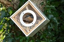 Urban Bird Feeder wins European consumer award