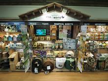 Webbs garden centres displays Wildlife World range in new department