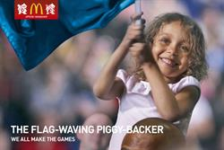 McDonald's launches £10m 'We All Make The Games' campaign