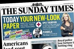 Asda delists The Sunday Times in price row