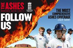 ECB launches digital push around Ashes
