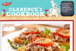 Birds Eye launches Clarence's Cookbook app on Facebook