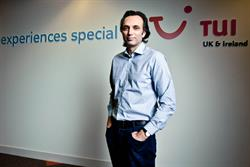 TUI Travel marketing director Jeremy Ellis on keeping clear of troubled rivals