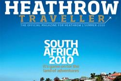 Heathrow launches quarterly magazine Heathrow Traveller