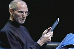 Apple's Steve Jobs slates challengers to iPad