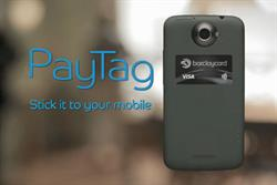 Barclaycard launches PayTag mobile payment