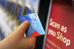 Clubcard is 'key' to Tesco's online shopping evolution