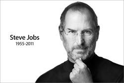 Death of Steve Jobs draws tributes for Apple's 'visionary'