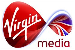 Virgin Media plays up 'British heritage' with new logo