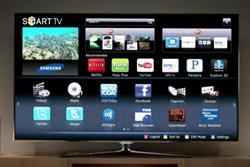 Samsung readies £7m campaign to push Smart TVs