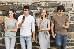 Consumers 'out of control' with mobile ads, claims study