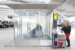 Delta goes experiential for flat bed campaign