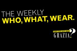 Grazia launches London Fashion Week campaign