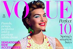 Vertu backs Vogue fashion festival