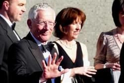 Children's hospice calls on Apprentice star Nick Hewer for digital campaign