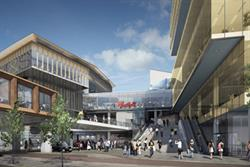 CBS scoops £100m Westfield Stratford outdoor contract