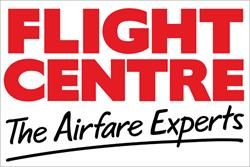 Flight Centre reviews media account
