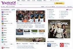 Havas and Euro RSCG pick up Yahoo! project