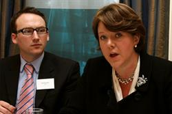 All About ... Culture Secretary Maria Miller