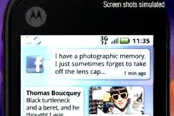 ASA kicks out Motorola's 'first social phone' claim